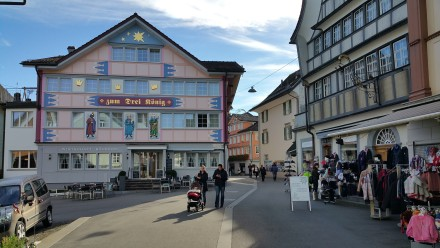 Appenzell old town
