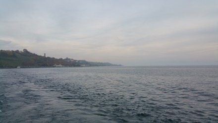 Leaving Meersburg
