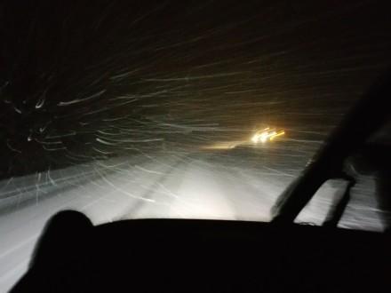 Finally, winter has reached Switzerland