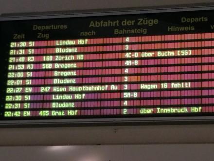 Vienna, again!