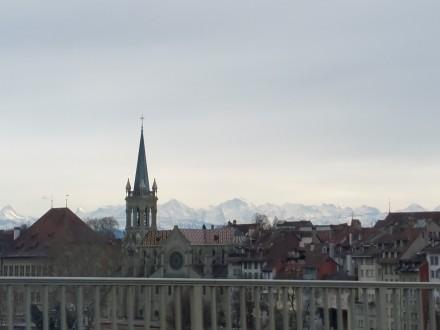 Berne & alps - beautiful!