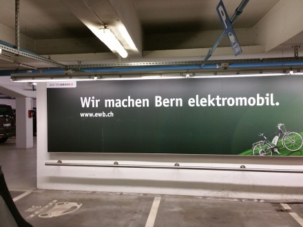 We bring Berne electric mobility