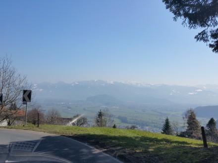 Austrian Alps, Rankweil & Hohenems