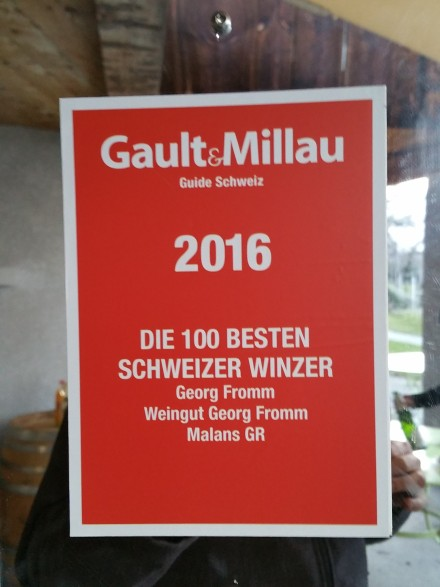 Gault Millau and I usually agree :)