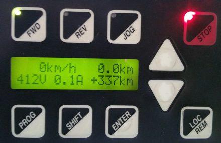 With 35E's TW560's range will be around 420km
