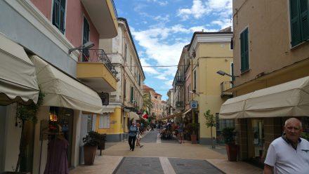 Diaro, old town