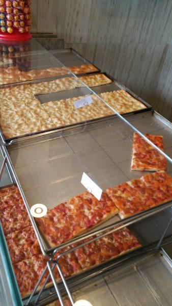 Pizza al taglio - my favourite