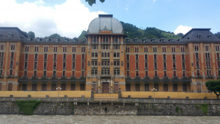 Grand Hotel San Pellegrino - had better days