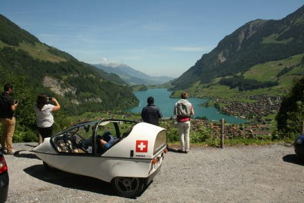 All tourists in awe of Switzerland's beauty (us too)