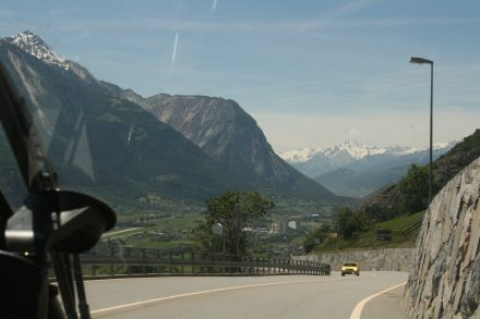 Upper Wallis waiting for us