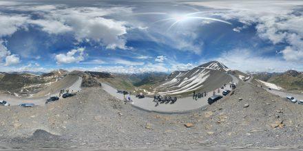 Col de la bonette 360°