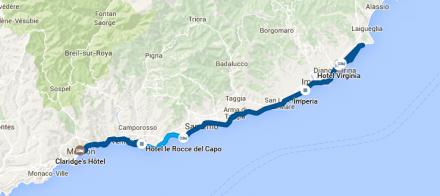 TDAF2016 Day 5 GPS Track