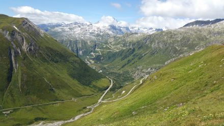 Furka & Grimsel - We do live in a postcard :)