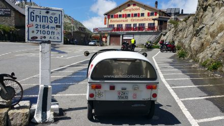 #3 for today: Grimsel