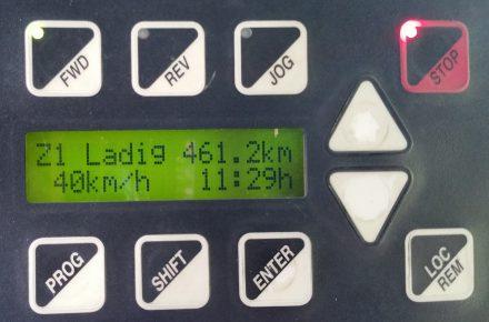 Tadaa! 461km on one charge