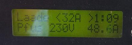 Maximum rate: 48.6A!