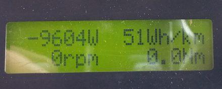 Impressive: 9.6kW