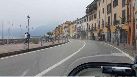Lago di Como & first signs of Italianità