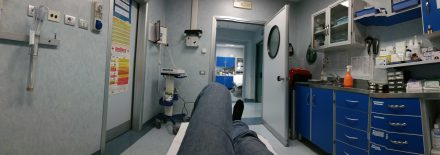 Another item ticked on my bucket list: Visit Brescia's Pronto Soccorso