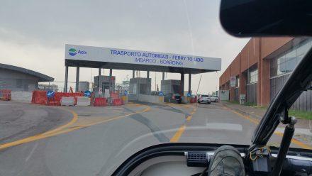 Venice - Lido ferry terminal