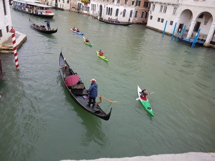 A less congested way to get around Venice