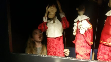 Full immersive experience - puppetry museum