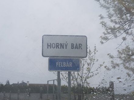 This village name had my daughter giggling