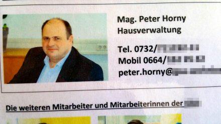 He better not work for an international company :D
