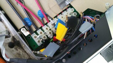 Many, many cables