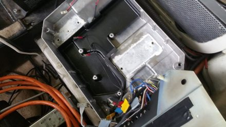 Empty inverter