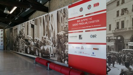 The mille miglia museum