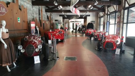 Timeline of Mille Miglia participating cars