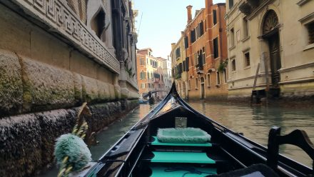 CO2-free transport in Venice