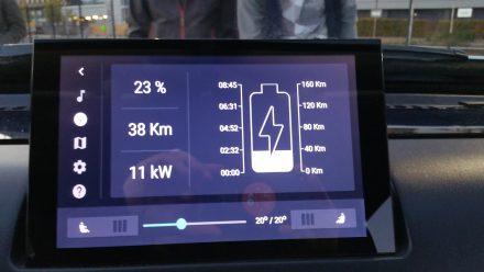 Finally a charge display that makes sense!