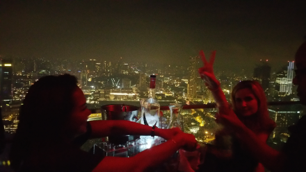 Party with a view