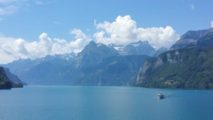 Lake Lucerne - different view