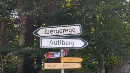 Worth the detour: Ibergeregg