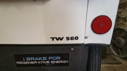 Now it's officially TW560!