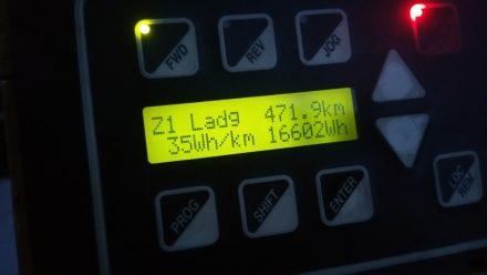 471.9km on 16.6kWh