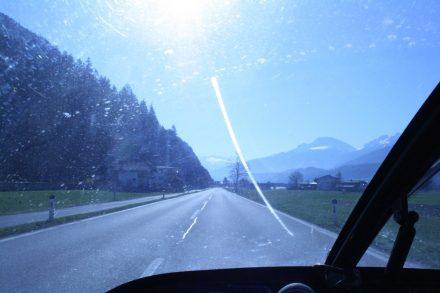 Inn valley direction Innsbruck