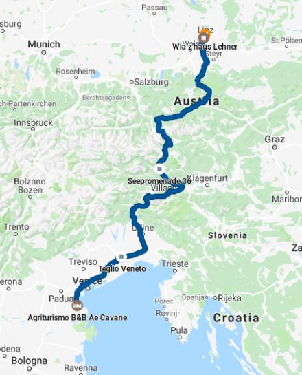 TDI2019 - Day 3 GPS Track