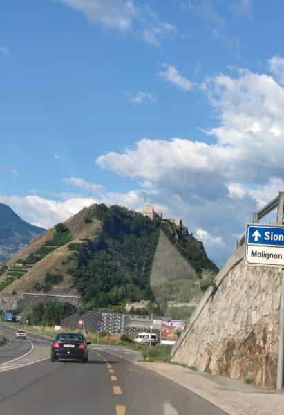 Sion castle