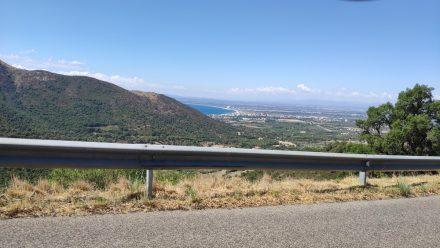 First glimpse of Spanish flatlands