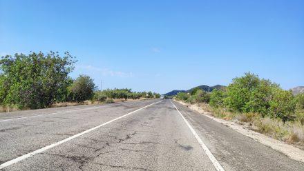 Spanish B-road