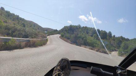 It is as steep as it seems!