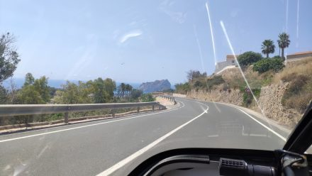 Denia and Calpe rock