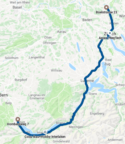 TDE2019 Day 1 - prologue GPS track