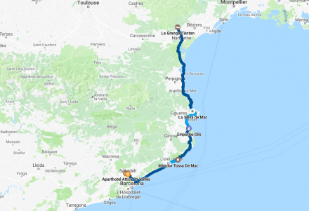 TDE2019 - Day 4 - GPS Track