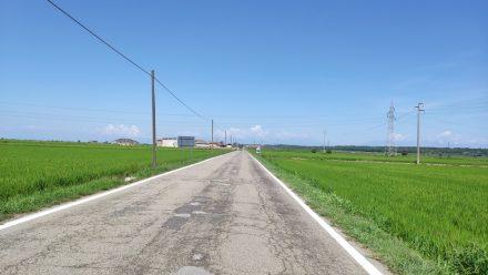 TWIKE-wrecking Italian roads