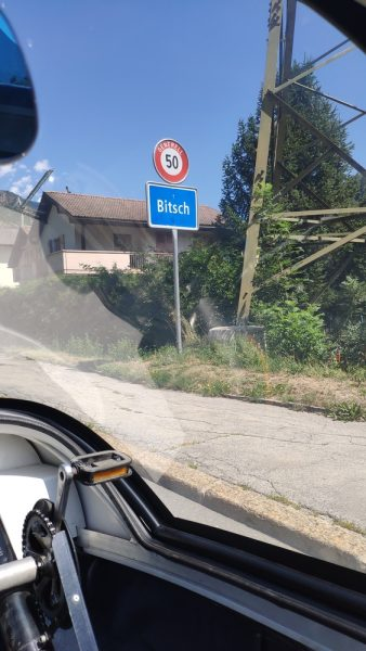 Where do you live? erm.. in Bitsch :)